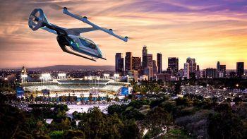 Uber, taxi volanti per tutti nel 2023