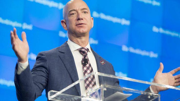 Amazon, bufera su riconoscimento volto