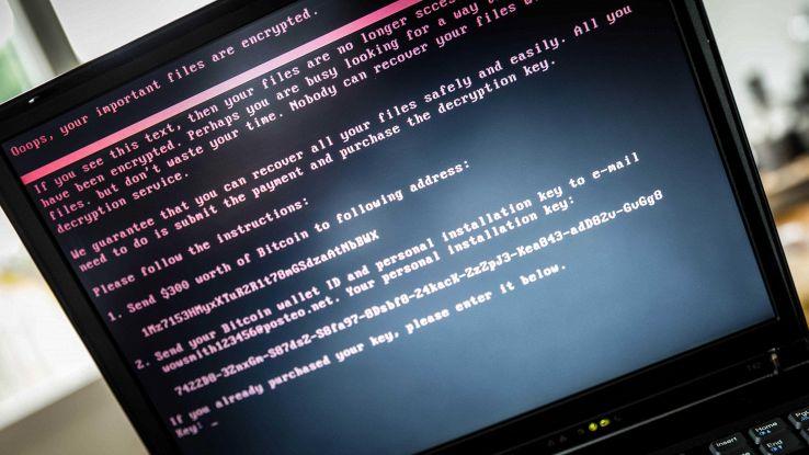 Dopo picco Wannacry calo dei ransomware