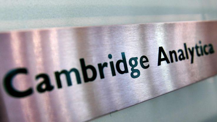 Nyt, indagine Fbi su Cambridge Analytica