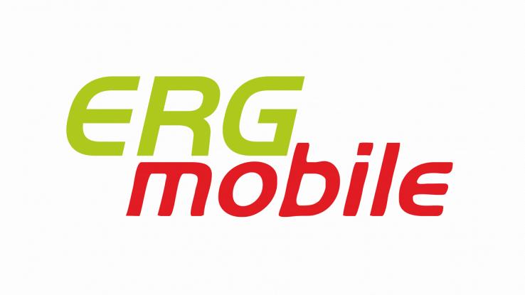 Logo dell'operatore telefonico ERG Mobile