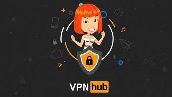 il logo della VPN realizzata dal sito hot PornHub