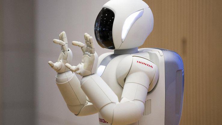 Robot 'consiglieri' per cambiare vita