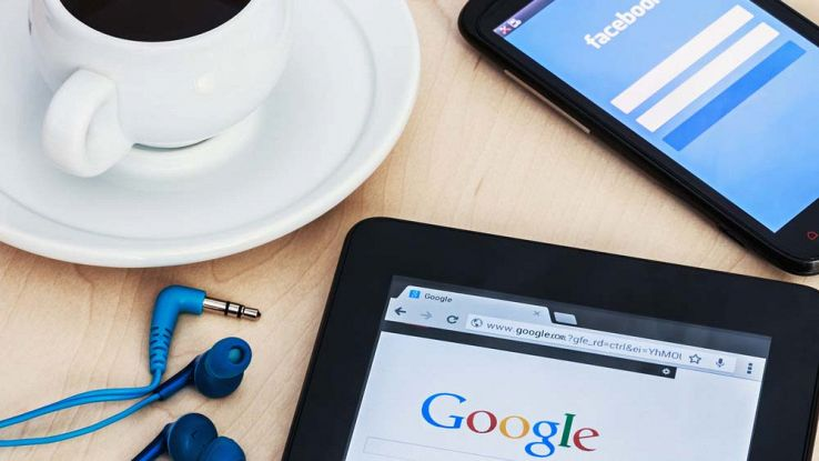 Google e Facebook offline