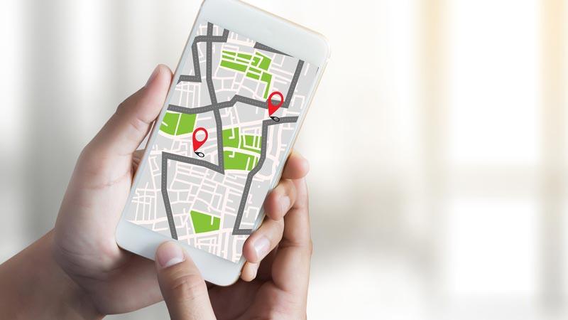 sistemi di localizzazione per cellulari