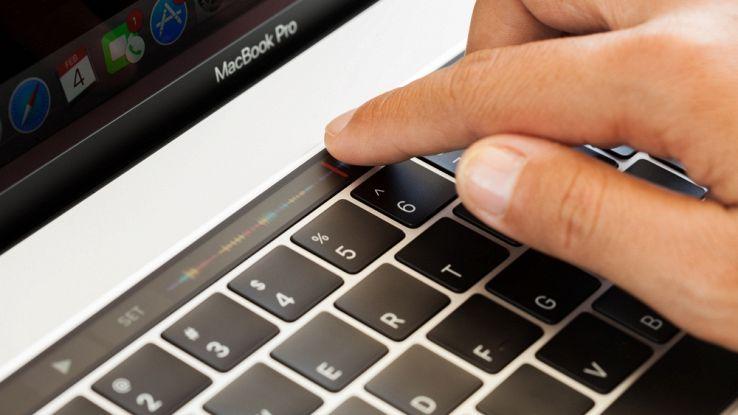 Tastiera del MacBook Pro