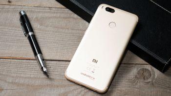 Retro di uno smartphone Xiaomi