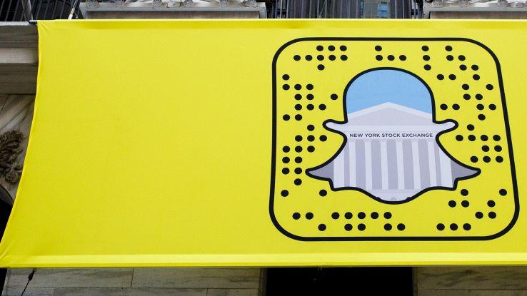 Snapchat fa eliminare messaggi inviati