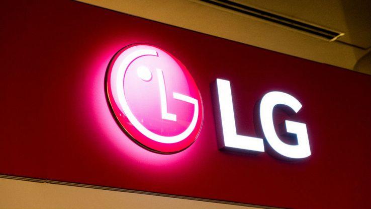 Lo stemma dell'azienda LG