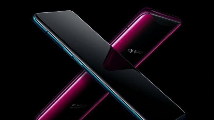Oppo è in Europa, ecco smartphone Find X