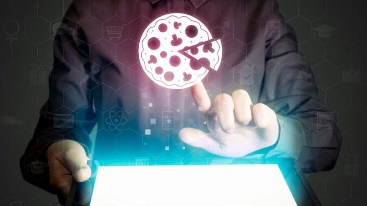 Ordinare pizza online