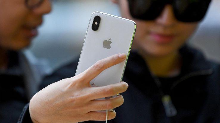 IPhone X non svaluta, usato a 85% prezzo