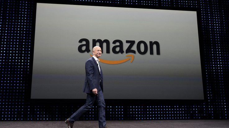 Amazon, è ancora boom utili