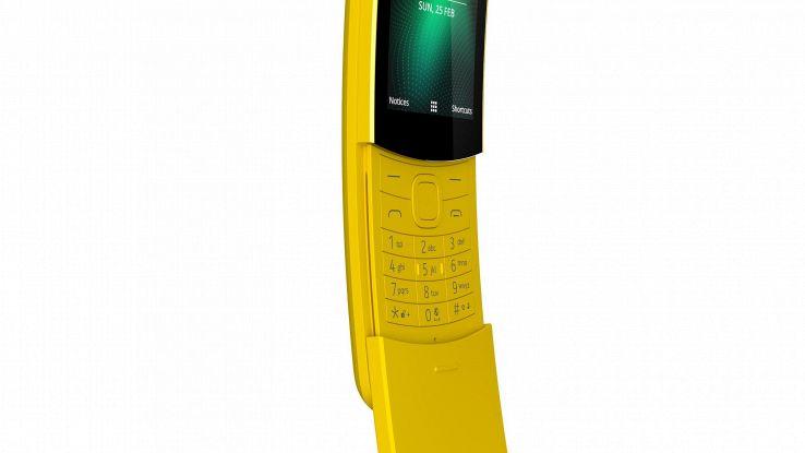 Arriva anche in Italia il Nokia 8110