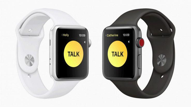 Apple Watch,3,5mln venduti nel trimestre