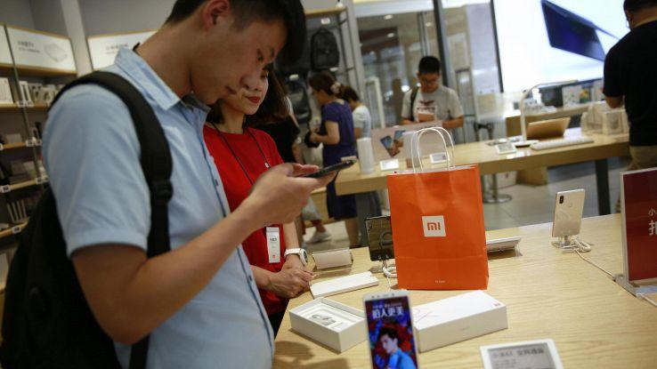 Smartphone, mercato cinese in ripresa