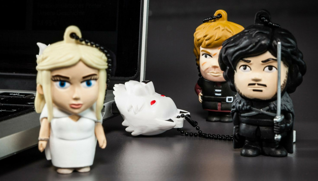 chiavetta usb game of thrones