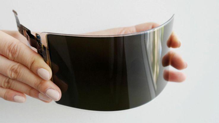 Il display pieghevole e indistruttibile di Samsung