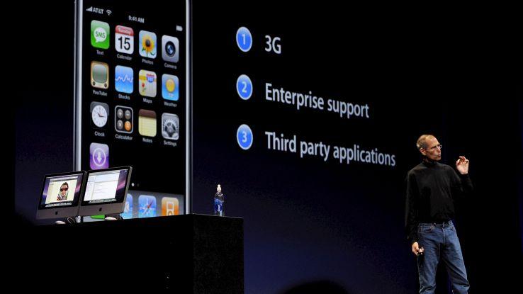 Jobs nel 2008,App Store sarà miliardario