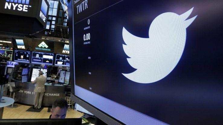Twitter rimuove account sospetti