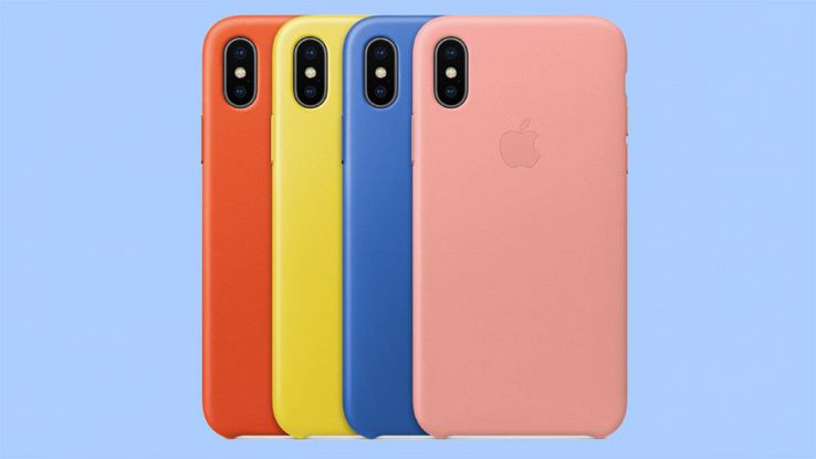 iPhone a colori