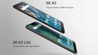 Xiaomi Mi A2 e Xiaomi Mi A2 Lite