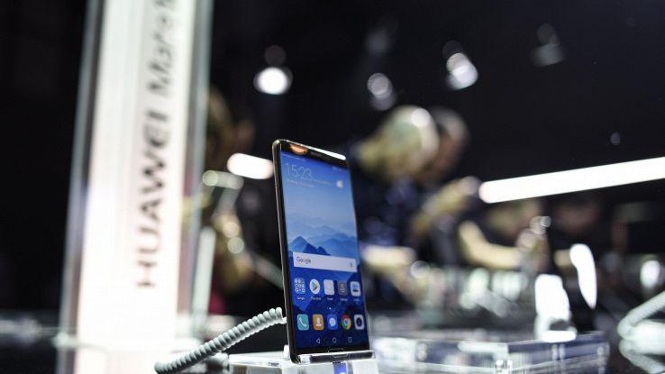 Boom Huawei in Europa,+75% nel trimestre
