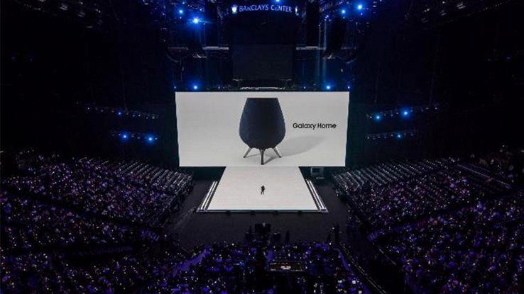 Samsung lancia uno speaker da salotto