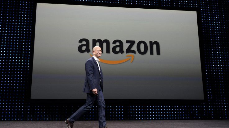Amazon vola verso 1.000 mld dlr valore