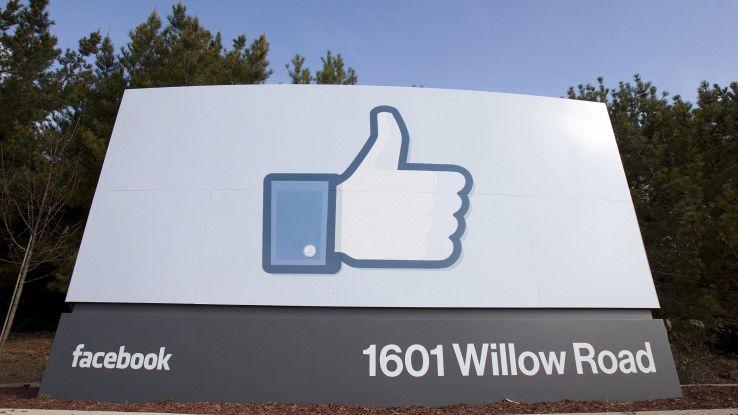 Facebook, 100% rinnovabili entro il 2020