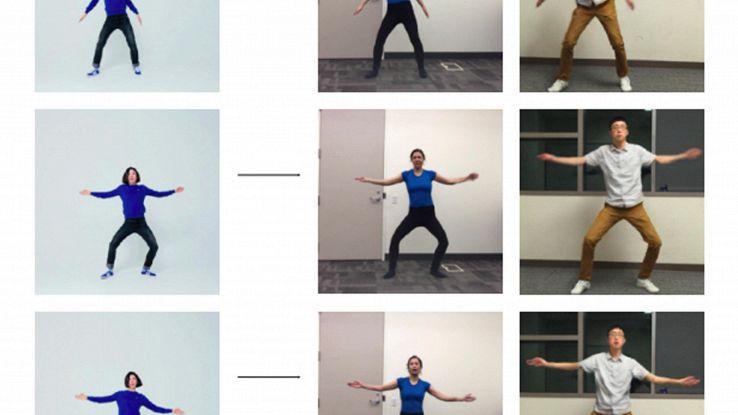 L'AI trasforma tutti in ballerini