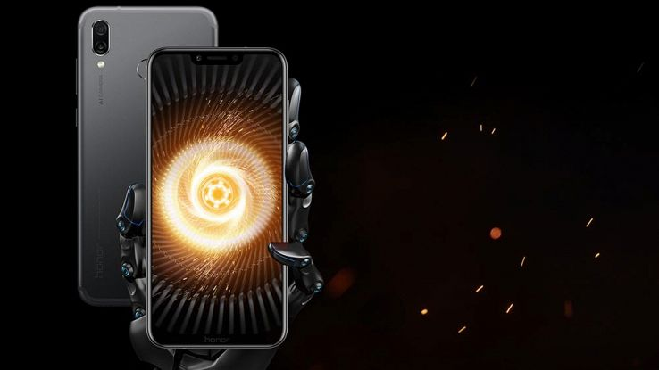 honor play, smartphone per il gaming