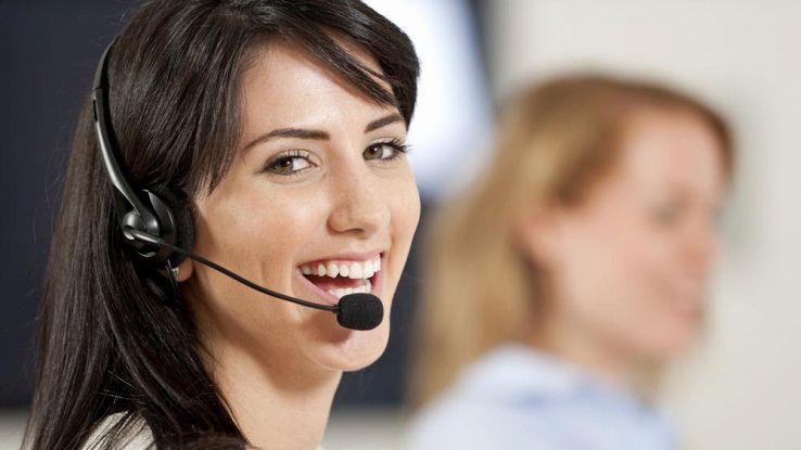 operatrice telefonica