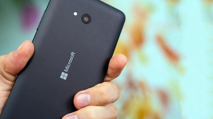 smartphone nokia realizzato da microsoft