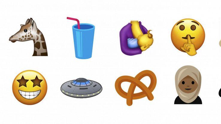 Instagram, emoji preferite in un click