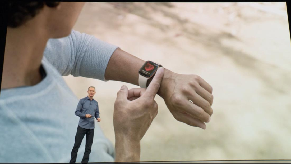 L'Apple Watch 4 è anche un elettrocardiografo portatile