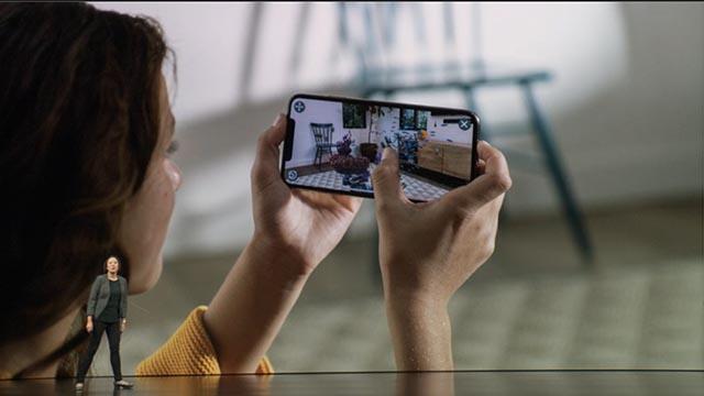 Realtà aumentata iPhone