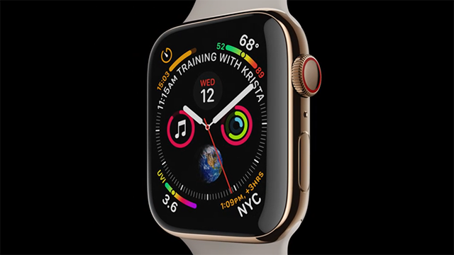 applw watch 4