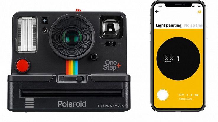 Polaroid OneStep+,lo scatto è istantaneo