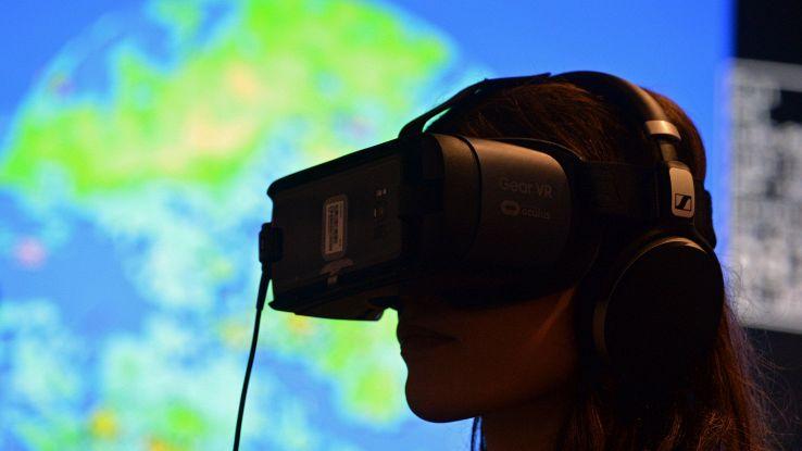 La realtà virtuale contro le dipendenze
