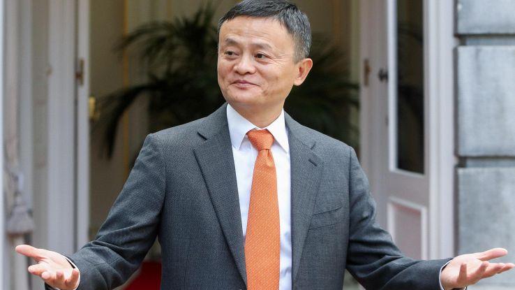 Jack Ma dice addio ad Alibaba