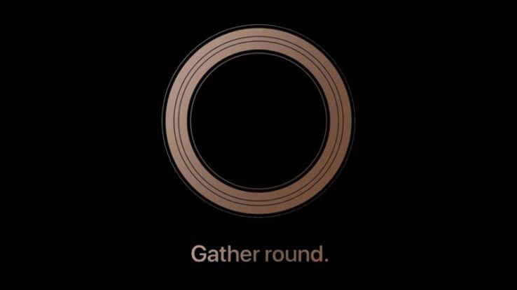 L'immagine d'invito per l'evento Apple del 12 settembre