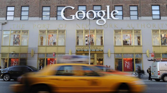 Google compie vent'anni