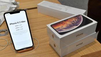 IPhone Xs Max costa 443 dlr di materiali
