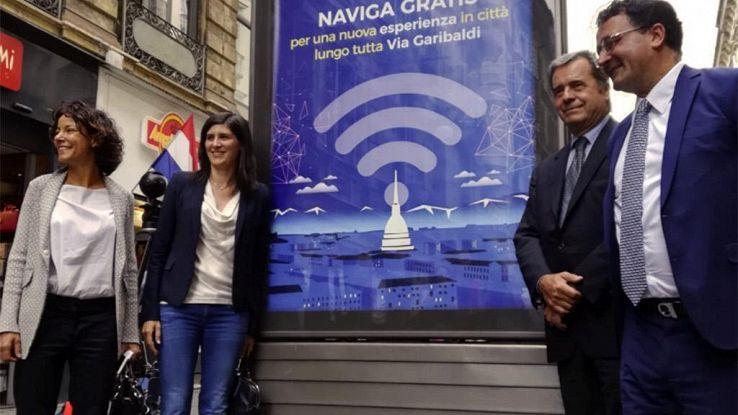 Torino Smart City, in centro servizi 5G
