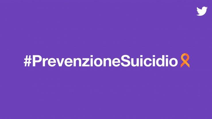 Giornata suicidi, Twitter lancia emoji