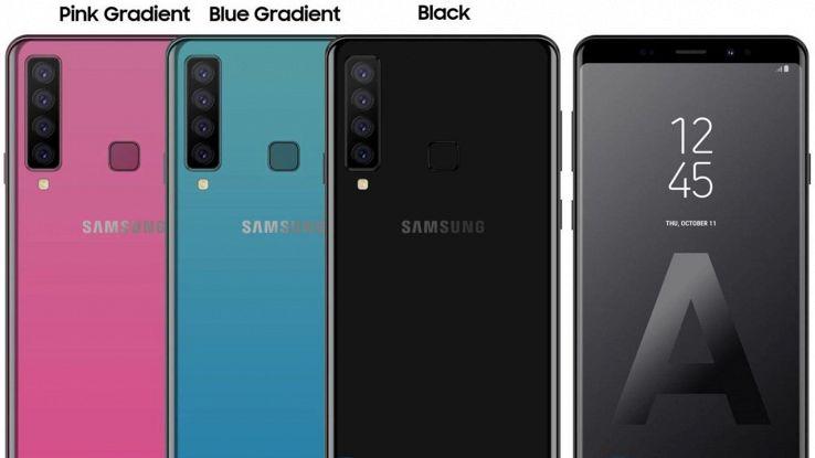 Come sarà il Samsung Galaxy A9