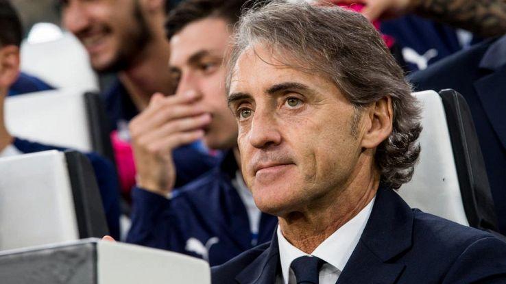 Roberto Mancini, CT della nazionale azzurra