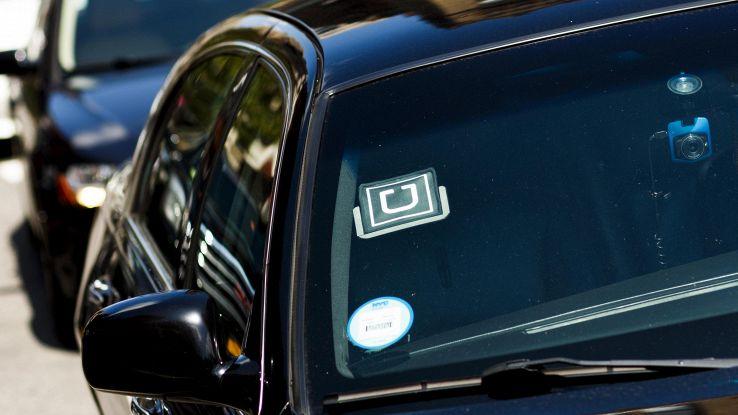 Uber: su app icona sicurezza passeggeri