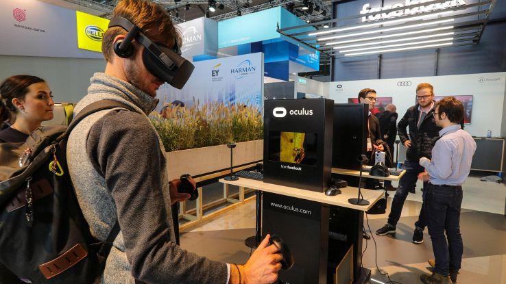 Facebook: lascia Brandan Iribe di Oculus